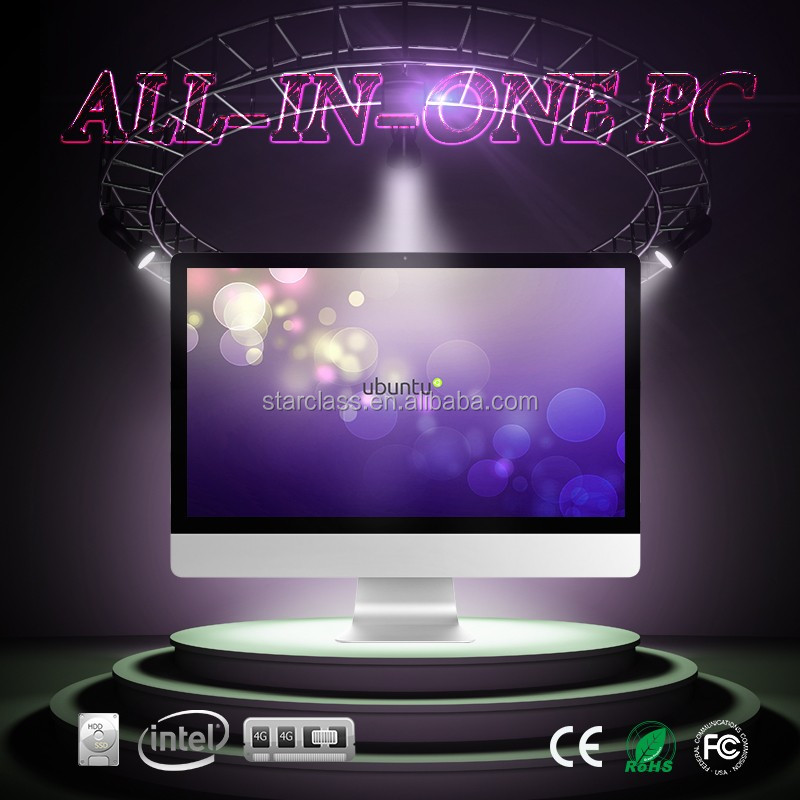 desktop pc for sale 21.5 inch Intel Core i5-560UM @ 1.33GHz 500GB 5400rpm All In One PC