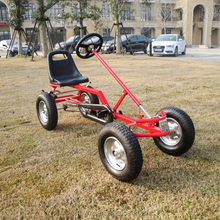 2017 Hot Selling Children Toy Outdoor Go Kart Manual Transmission