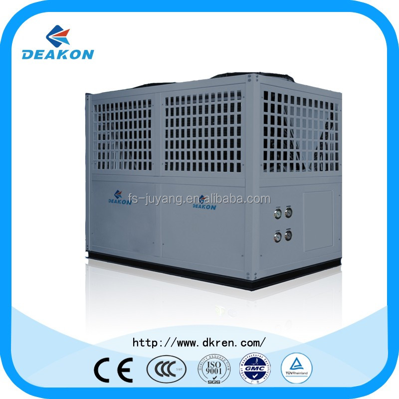 Hot Water Heater Monoblock Air Source DC INVERTER Air to Water Heat Pump