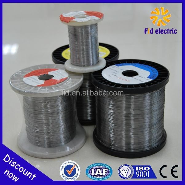 Copper Nickel iron alloy wire resistance wire heating wire for heaters