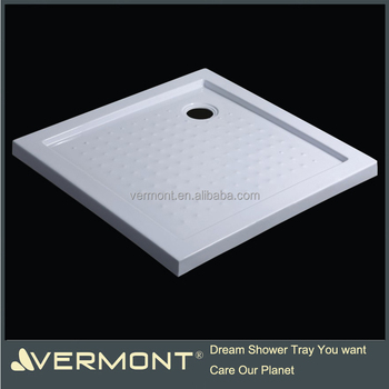 high base shower tray portable