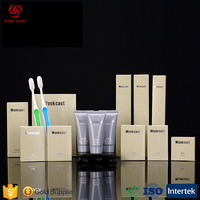 Disposable Hotel Amenity Set Type hotel amenities supplier from China