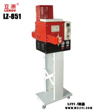 LZ-851 Double Sprayers Type Glue Coating Machine With Low Price