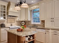high quality wooden customized kitchen cabinets online