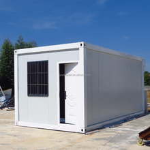Prefabricated Flat pack Container house for offece