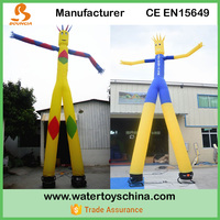 8m-10m Tall Cheap Inflatable Air Dancer For Outdoor Advertising