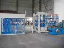HQTY10-15 hollow cement block making machine price concrete block machine