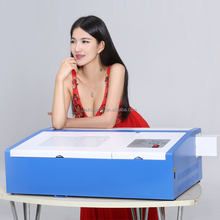 Photo mount board laser cutting machine PH-320A 40W/50W
