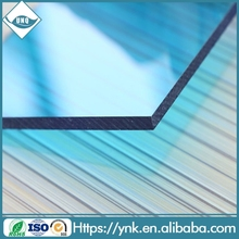 clear reflective plastic material PC Polycarbonate sheet roof waterproofing sheet