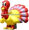 inflatable turkey balloon with high quality F1027