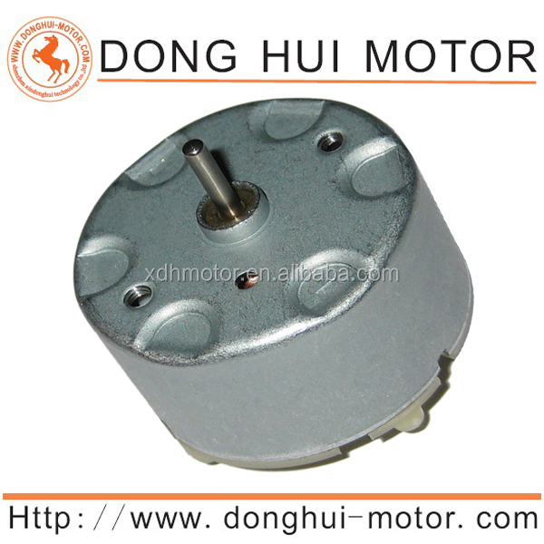 6V Micro Thin Flat DC Motor Small electric Motors for Fan and Stirring Machine