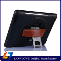 Electronic accessories Smart 360 Degree Rotating Handhold Case Cover For iPad 234