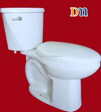 American Standard ceramic WC Two Piece S trap siphon toilet