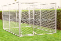 China Strong and stable and low price chain link fence for dogs