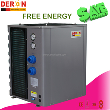 China factory sale energy saving solar powered swimming pool heat pump air water heating Spa sauna heater storage/ tankless