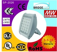 UL&DLC&ENEC&EMC&CE approval 90-480V/ SP-2026/ IP66/ cool white 3000 lumen solar outdoor LED flood light