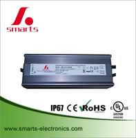 24v 80w constant voltage waterproof dali dimmable led driver IP67