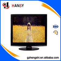 OEM ODM 17inch lcd tv replacement screen with best price smart tv