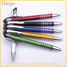 2015 Promotion ball pen, metal ballpen, personalised logo ball pen