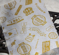 Greaseproof Paper for food wrapping