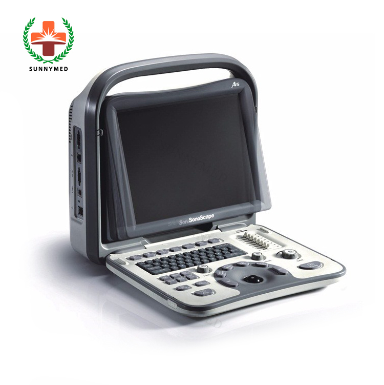 A5 Famous brand high performance digital B/W diagnostic ultrasound system machine