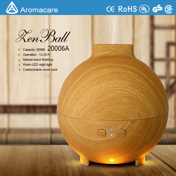Manufactuere 600ml Humidifier Glass Diffuser Bottle