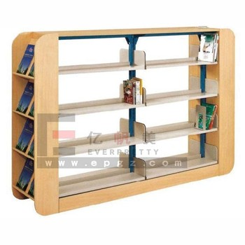 High Quality School Furniture Library Furniture Library Bookcase