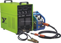 Industry use big inverter mig 500 welding machine with wire feed separate