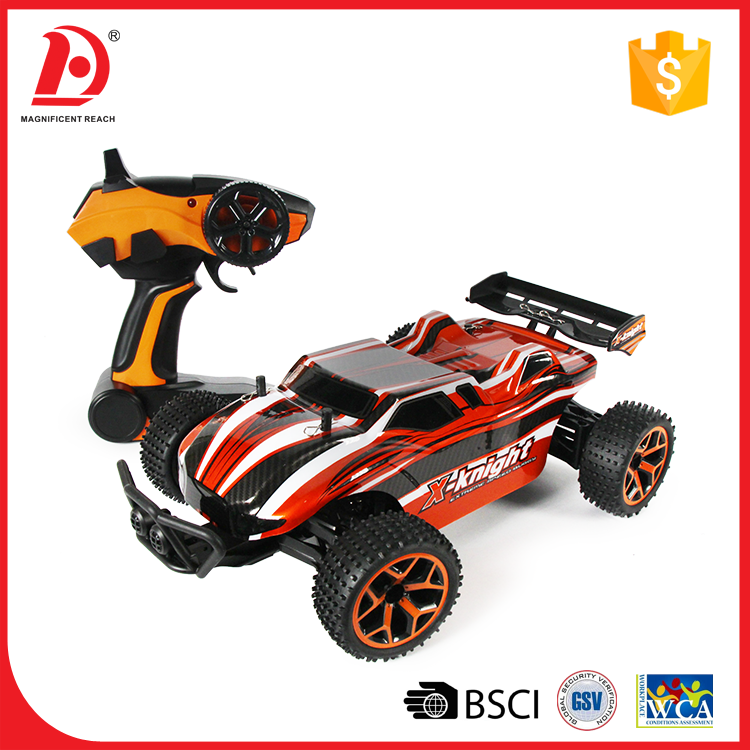 Hobby Remote Controlled 4WD Monster RC Truck Off-road Toys Car