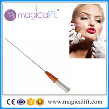 Magicalift Sterile PRP Needles Blunt Tip IV Cannula sizes and color manufacturer