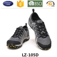 Summer best selling hot chinese products outdoor hill climbing safety shoes, men and women hiking shoes, beach aqua shoes