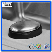 High quality odor removing stainless steel soap/bathroom odor eliminating soap