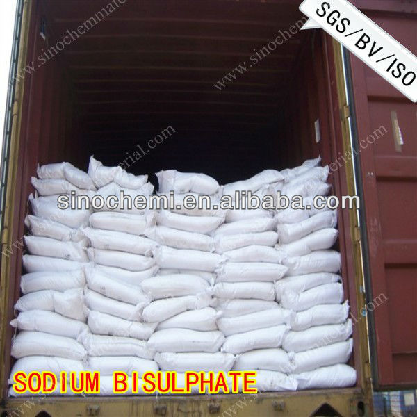 Most Advance Technology Produce Sodium Bi sulphate Granule