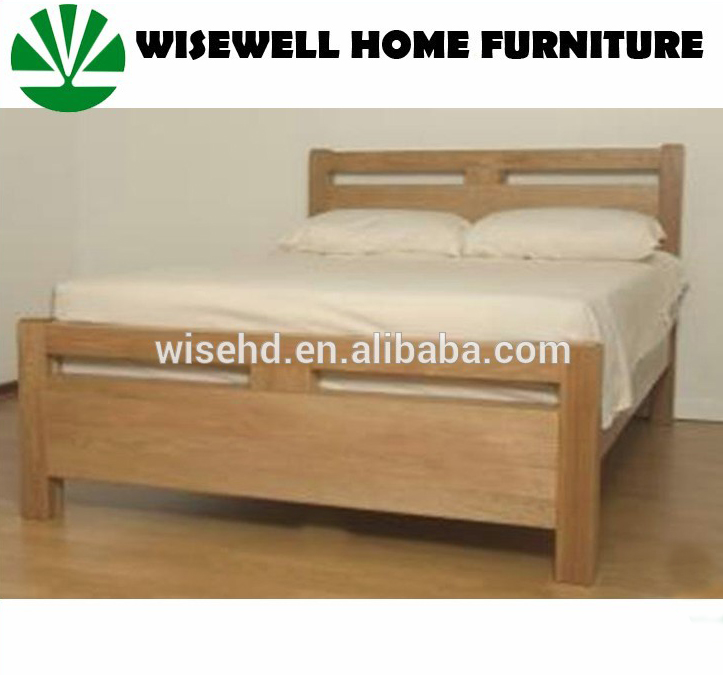 WB Wholesale Simple Wood Double Bed Cot Designs Pictures - Bedroom cot designs photos