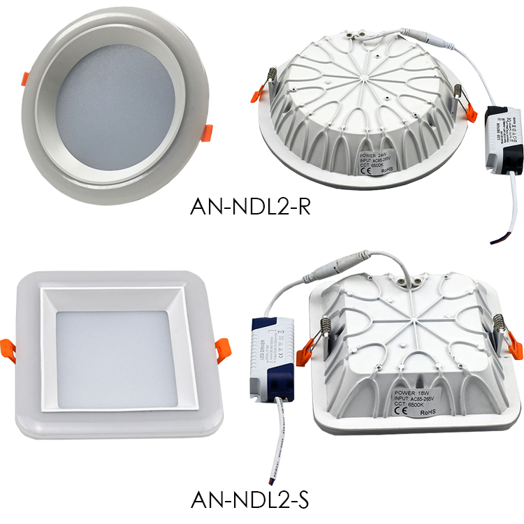 Low price wholesale 12w cob led ceiling light
