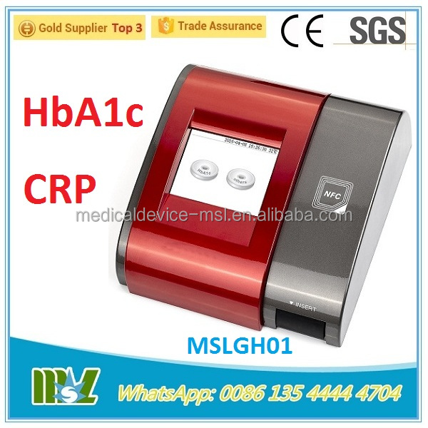 Full-auto glycated Integral Hemoglobin Analyzer for hba1c/Specific Protein Analyzer