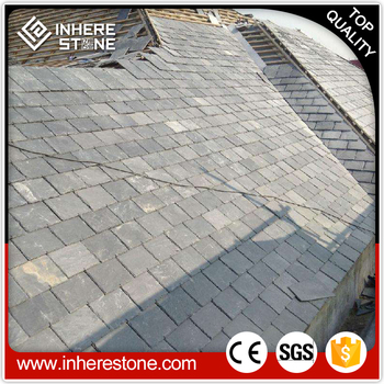 Black Slate Roof Tile/Slate Stone Board
