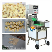 Cutter Type Sweet Corn Yam Sweet Potato Ginger Processing Cutting Machine / Equipment FC-305