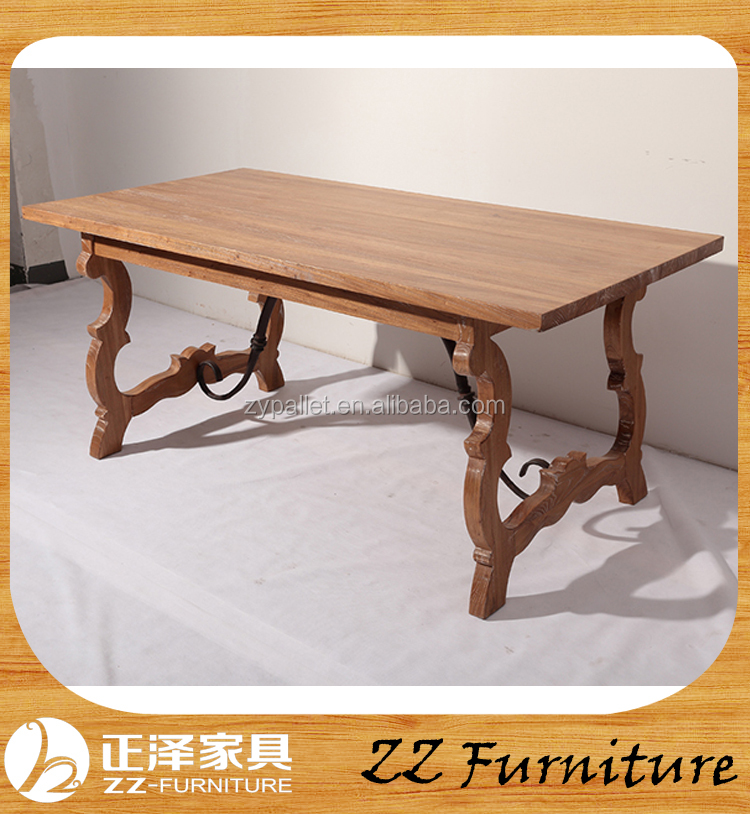 Chinese Antique Furniture Best Selling Dining Room Iron