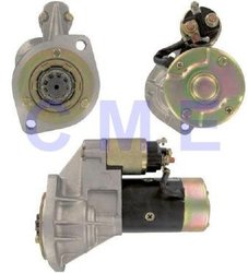 Starter motor used on ISUZU N Series NKR/NPR 3.3