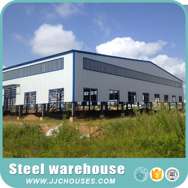 Metal steel building, construction projects steel factory, prefabricated light steel building construction