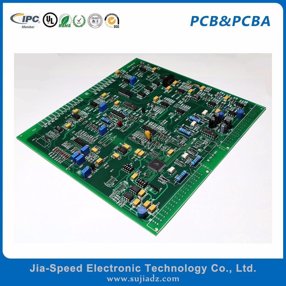 2016 China Gold Manufacturer OEM Custom PCB Assembly