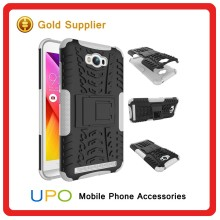 [UPO] 3 in 1 Hybrid Rugged Armor Combo Phone Case With kickstand for Asus zenfone max