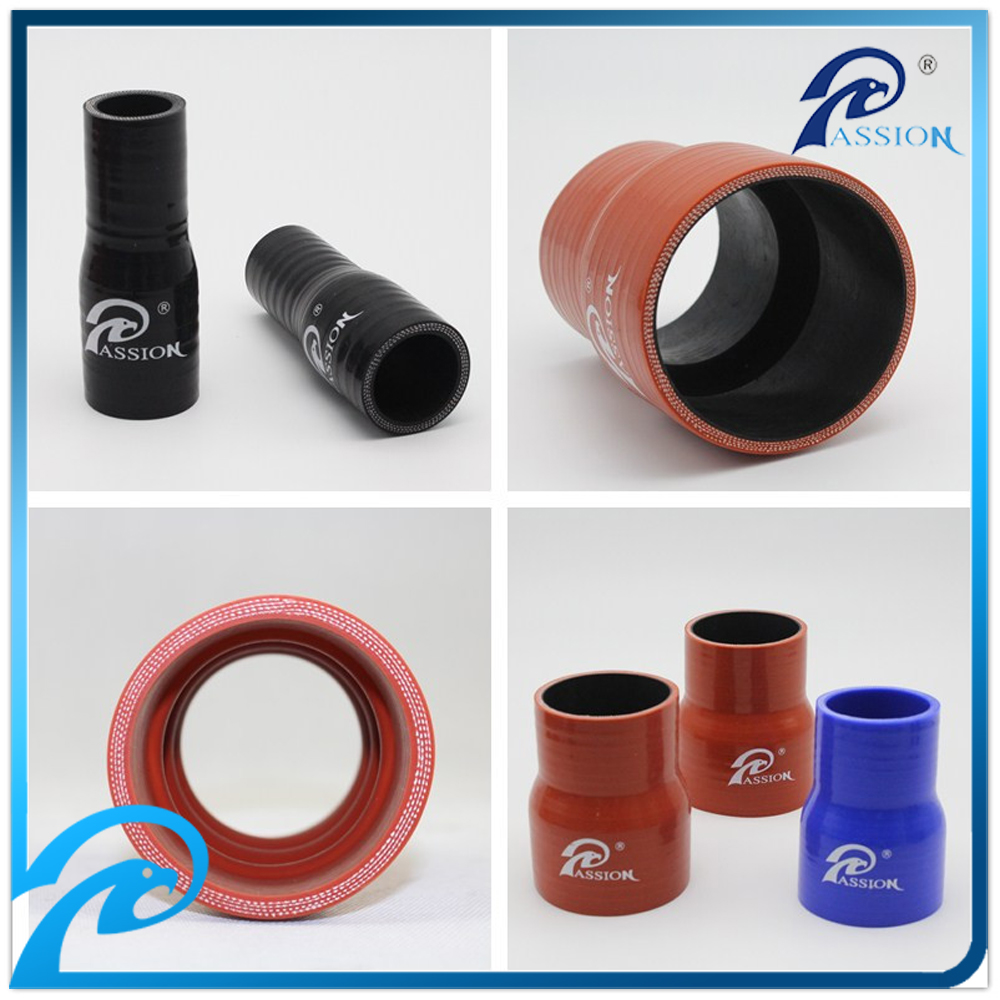 Motorcycle Parts Silicone Reducer Hoses for Cars