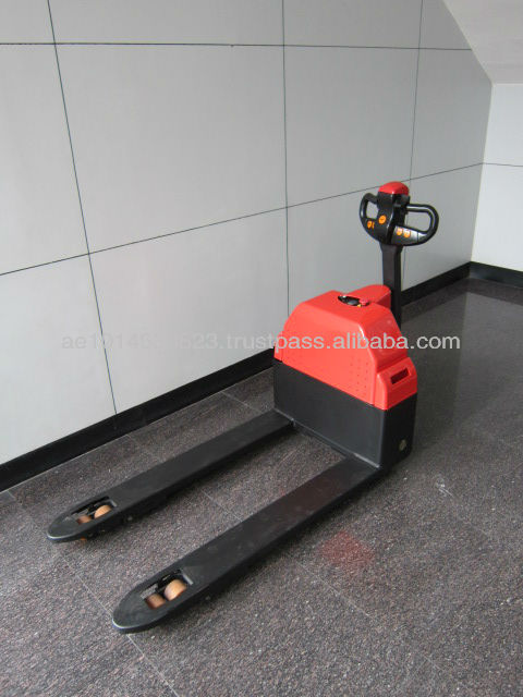 Heli 1.5 Electric Pallet Truck