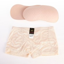 Sexy Women Underwear/Enhancing Pad Panty/Hot Invisible Butt Lift