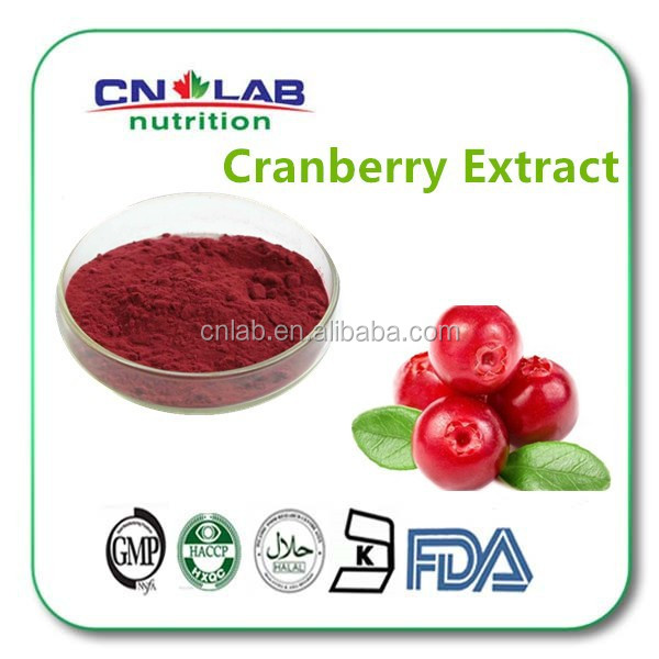 Kosher/Halal/ISO High quality cranberry extract,Fruit juice concentrate cranberry extract powder