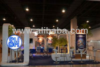 Booth design and Fabrication
