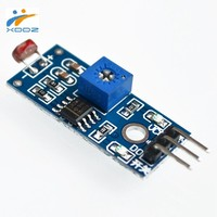 Photosensitive Brightness Resistance Sensor Led Light