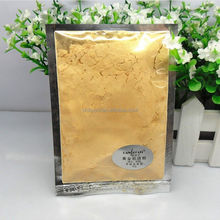 24K Active Gold Soft Powder Face Mask Brightening Luxury Spa Anti Aging Facial Mask